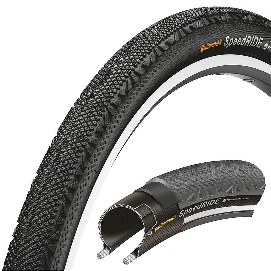 Continental Fahrradreifen »Speed Ride 28 x 1,60 Zoll faltbar«