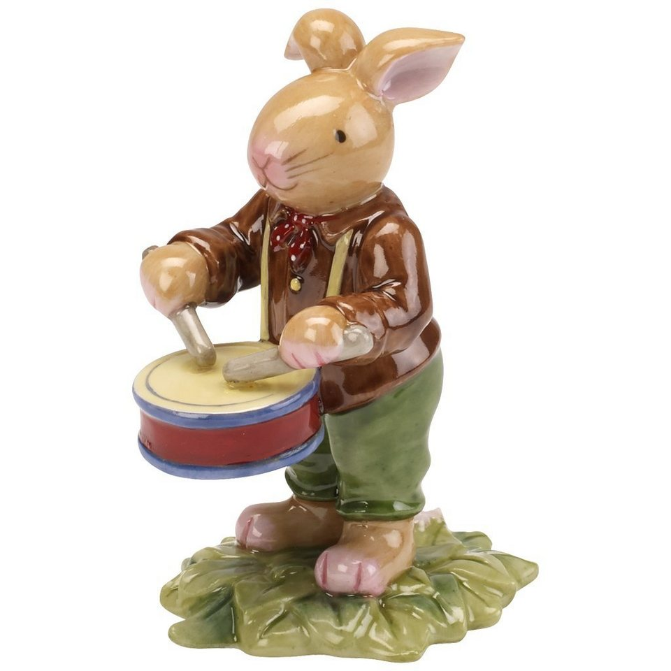 VILLEROY & BOCH Hasentrommler 8,5cm »Bunny Family« in Dekoriert