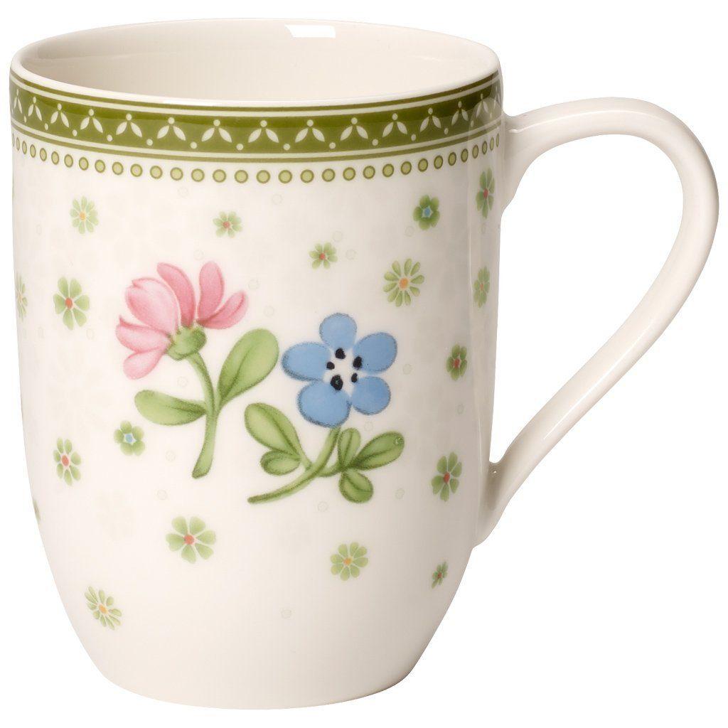 Villeroy & Boch Becher mit Henkel Frühlingsblume »Farmers Spring«