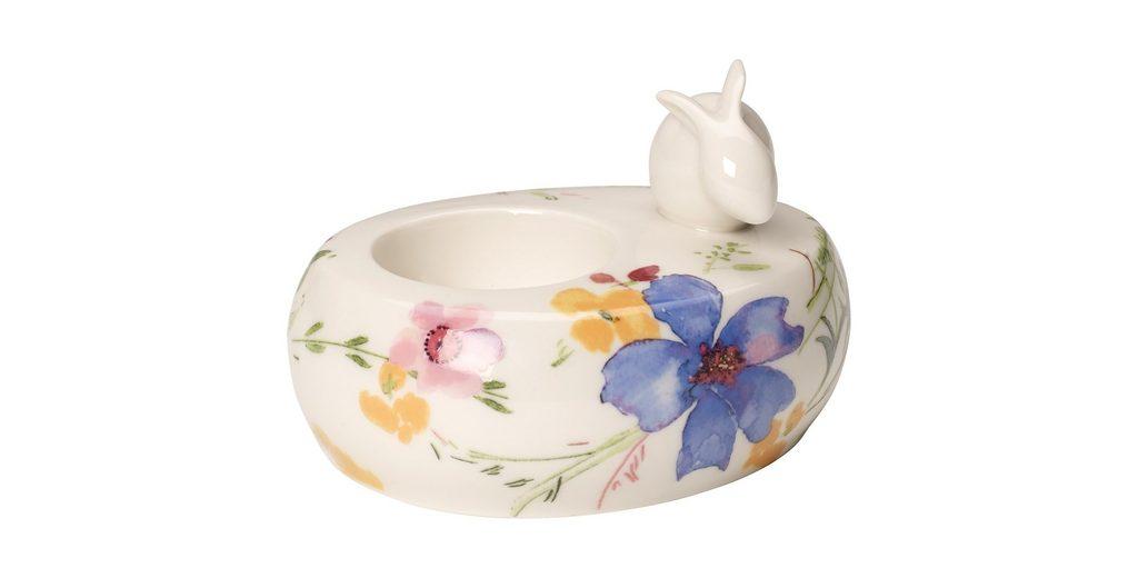VILLEROY & BOCH Teelichthalter 10x8x8cm »Mariefleur Spring«