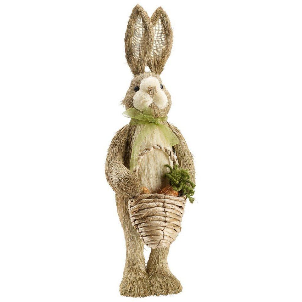 VILLEROY & BOCH Hase aus Stroh 22x18x60cm »Easter 2016« in dekoriert
