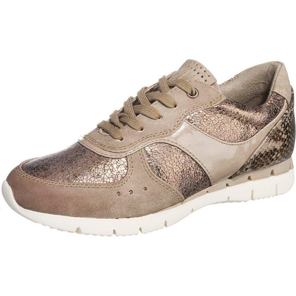 MARCO TOZZI Osso Sneakers in grau-kombi
