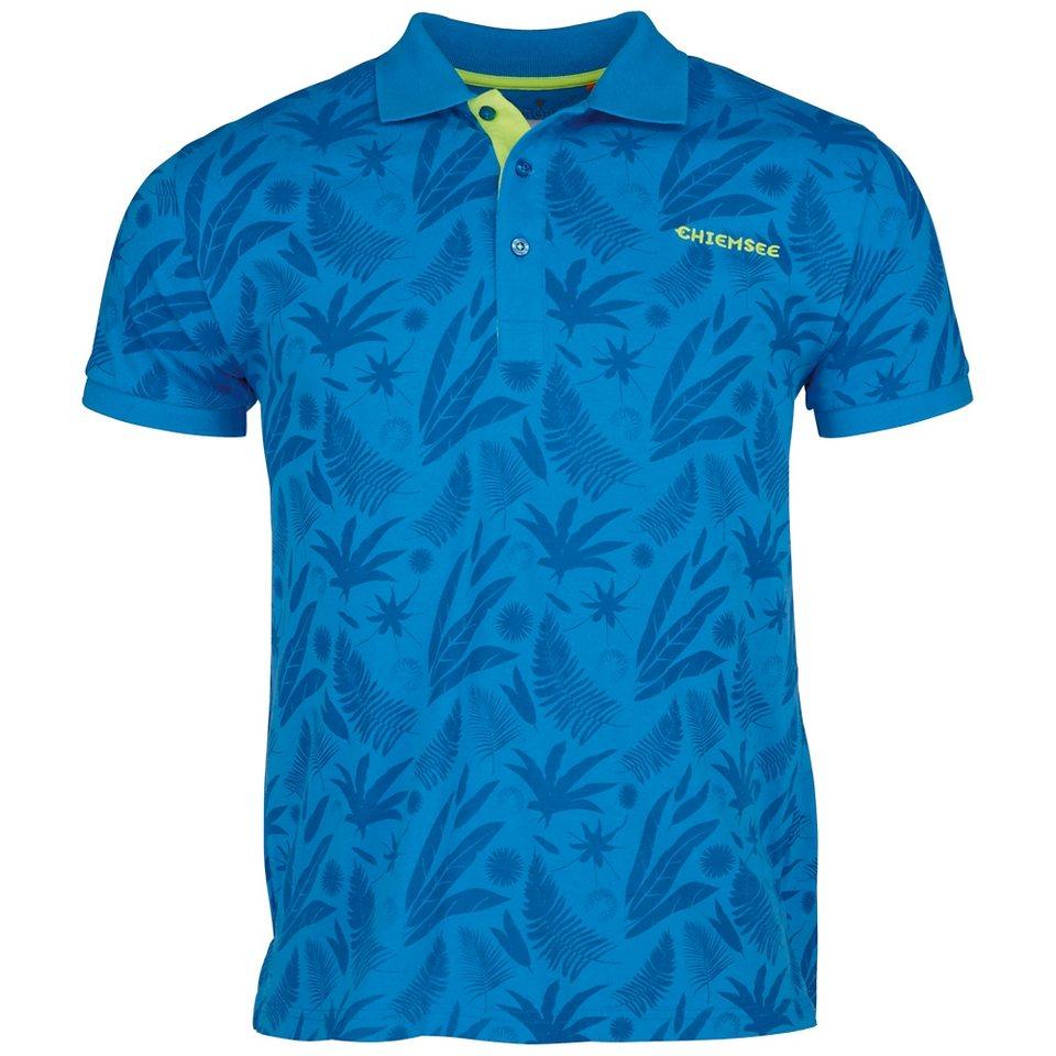 Chiemsee Poloshirt »LEONARD« in maori jungle b
