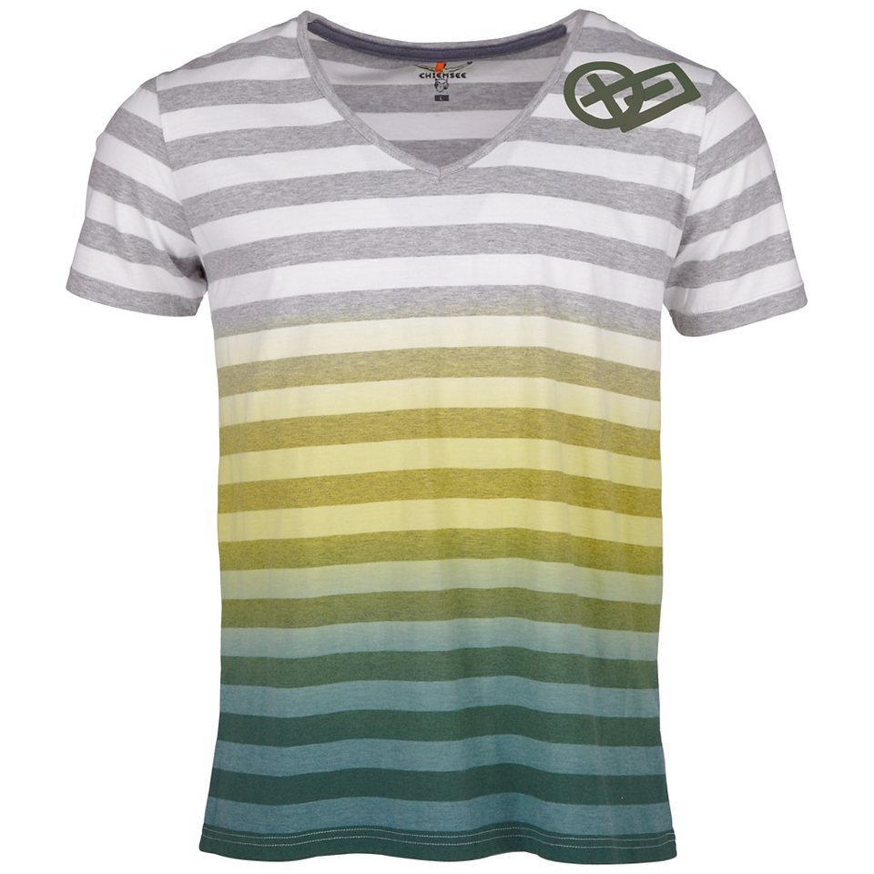 Chiemsee T-Shirt »LEEROY« in lime punch