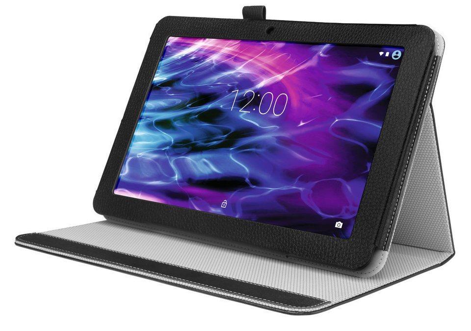 MEDION® Tablet Schutzhülle »LIFETAB® S10321« in schwarz