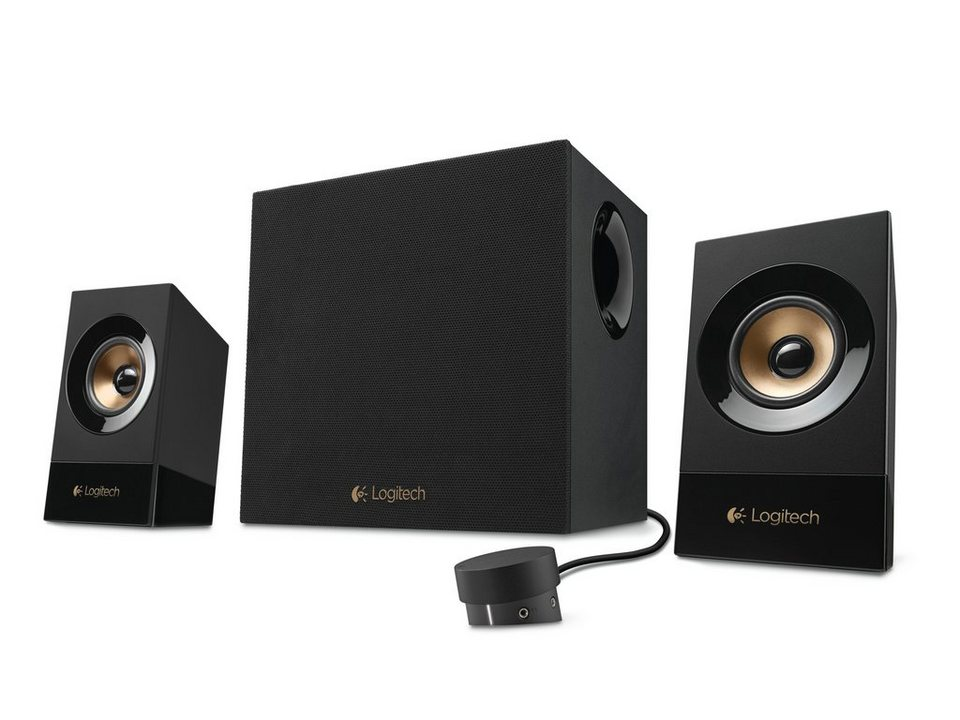 Logitech Lautsprecher »Multimedia Speakers Z533 - 980-001054«