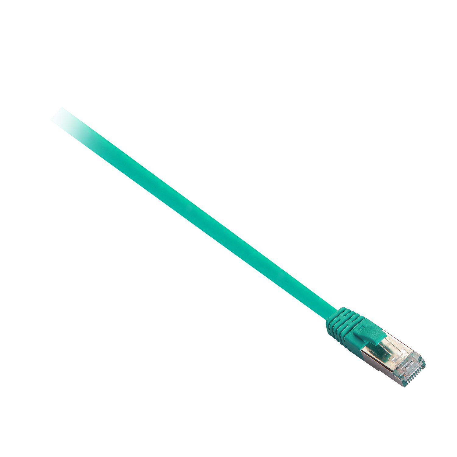 V7 Patchkabel Kupfer »CAT6 STP 2M GREEN«