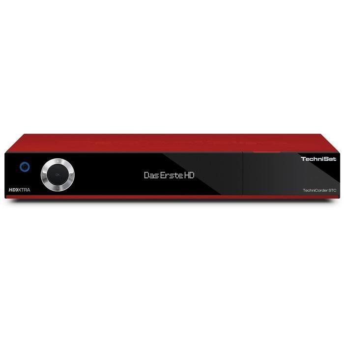 TechniSat HDTV-Digitalreceiver mit Doppel-QuattroTuner »TechniCorder ISIO STC«