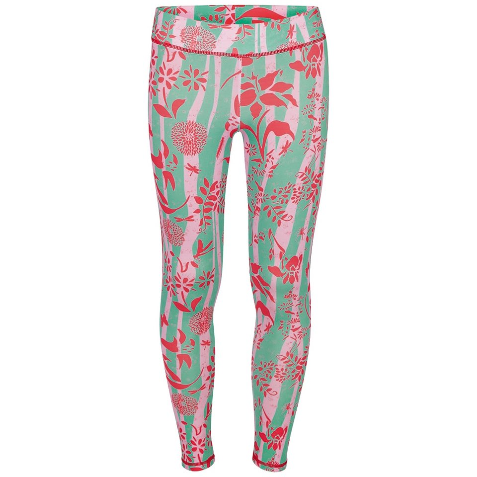 Chiemsee Hose »LAMIA JUNIOR« in zebra flower p