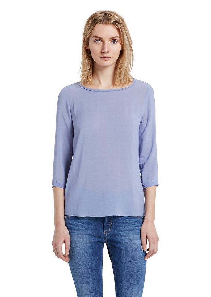 Marc O'Polo Shirt in 800 atlantic blue