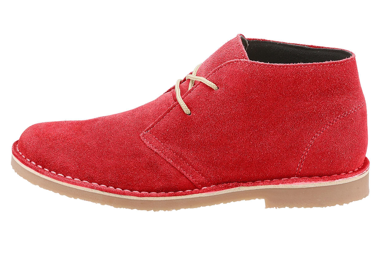 Eddie Bauer Damen-Schnürschuh online kaufen  Rot