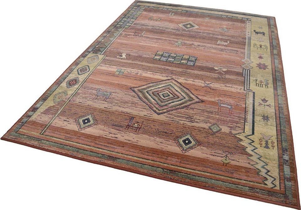 Orient-Teppich, Theko, »Gabiro 002«, gewebt in terra