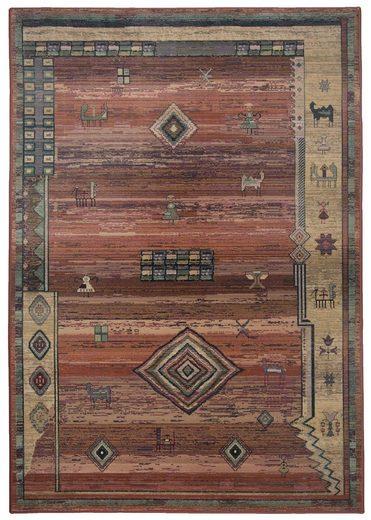 Teppich »Gabiro 002«  THEKO  rechteckig  Höhe 10 mm  Orient Optik