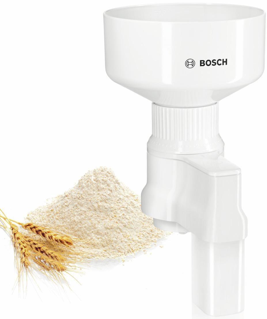 Bosch Getreidemühle MUZ5GM1: Zubehör für Küchenmaschinen MUM5…