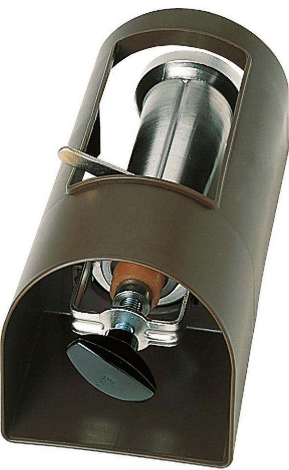 Bosch Fruchtpressenvorsatz MUZ45FV1: Zubehör für Fleischwolf Bosch MUM4... und MUM5 ... in braun