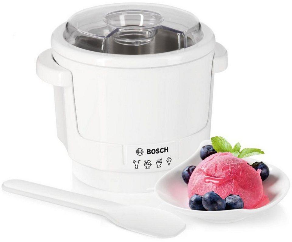BOSCH Eisbereiteraufsatz MUZ5EB2, Zubehör für alle Bosch Küchenmaschinen  MUM5... online kaufen | OTTO