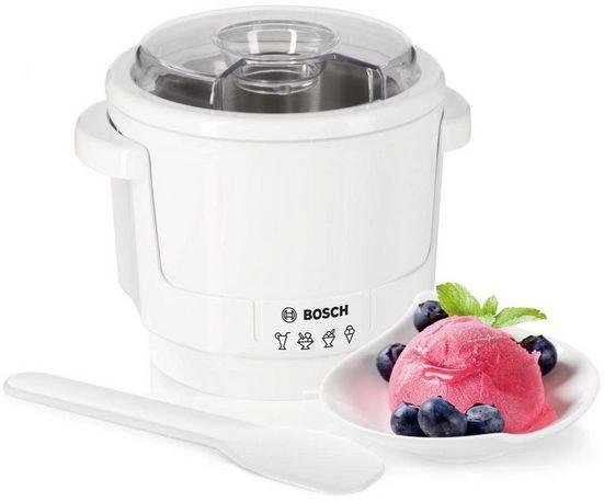 BOSCH Eisbereiteraufsatz MUZ5EB2, Zubehör für alle Bosch Küchenmaschinen MUM5...