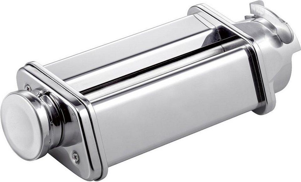 Bosch Lasagne-Vorsatz MUZ5NV1: Zubehör für Bosch Küchenmaschine MUM5… aus 'The Taste' in metallic