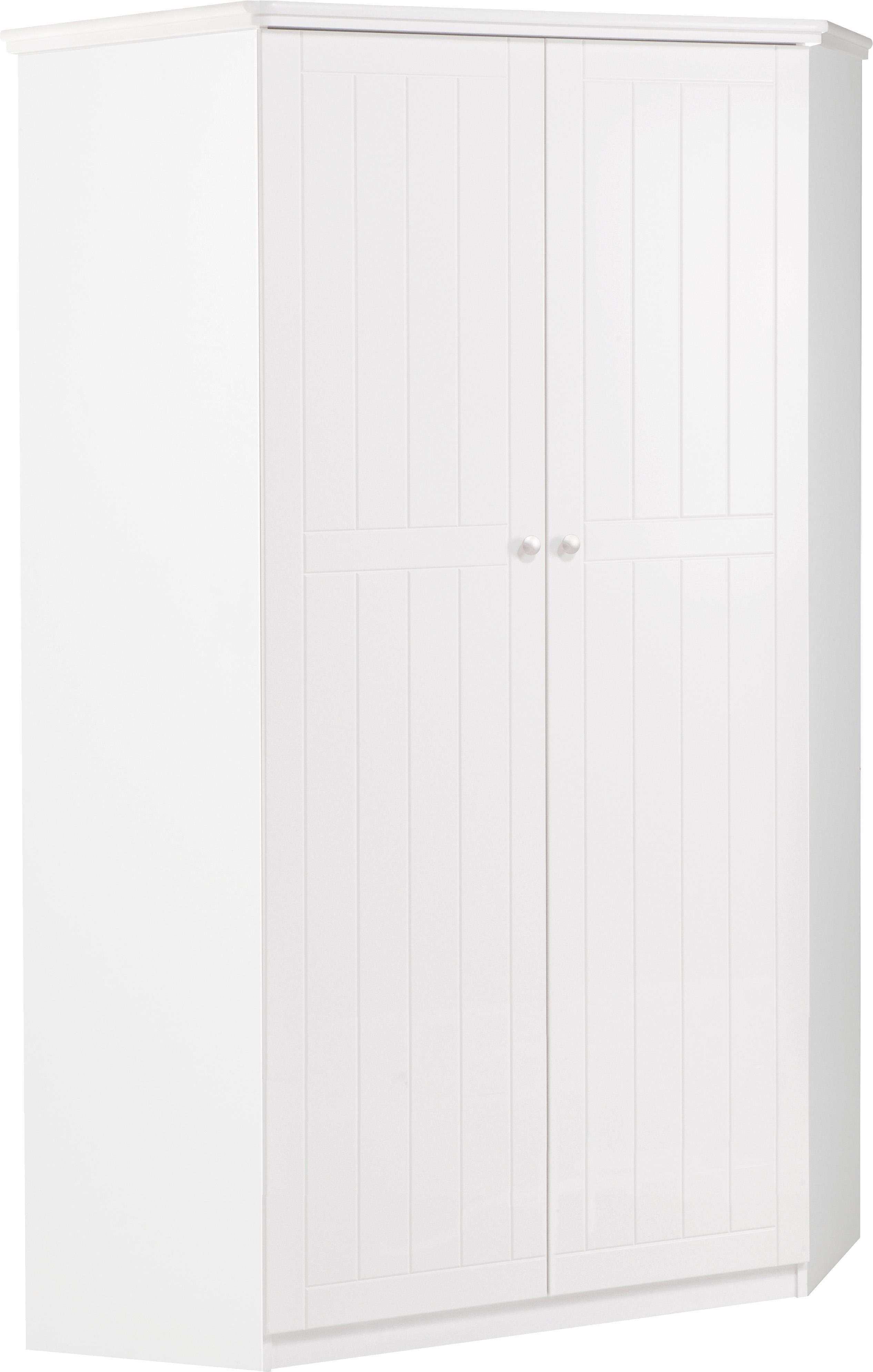 Roba Eck-Kleiderschrank »Florenz«, Breite 100 cm