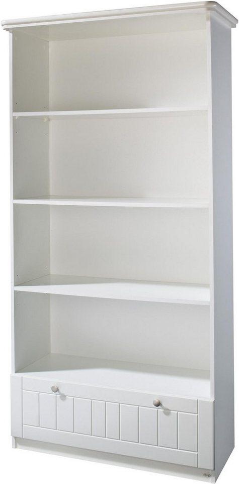 Roba Regal »Florenz«, Höhe 187 cm in weiß