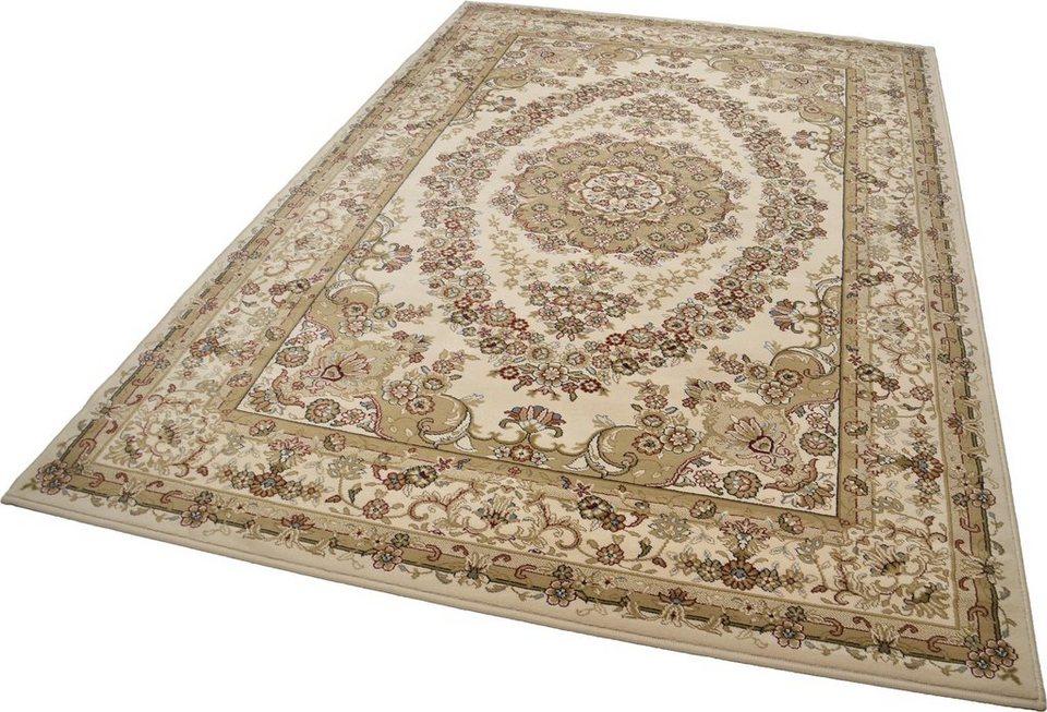 Teppich »Tashkent 4«, Theko, rechteckig, Höhe 8 mm in creme