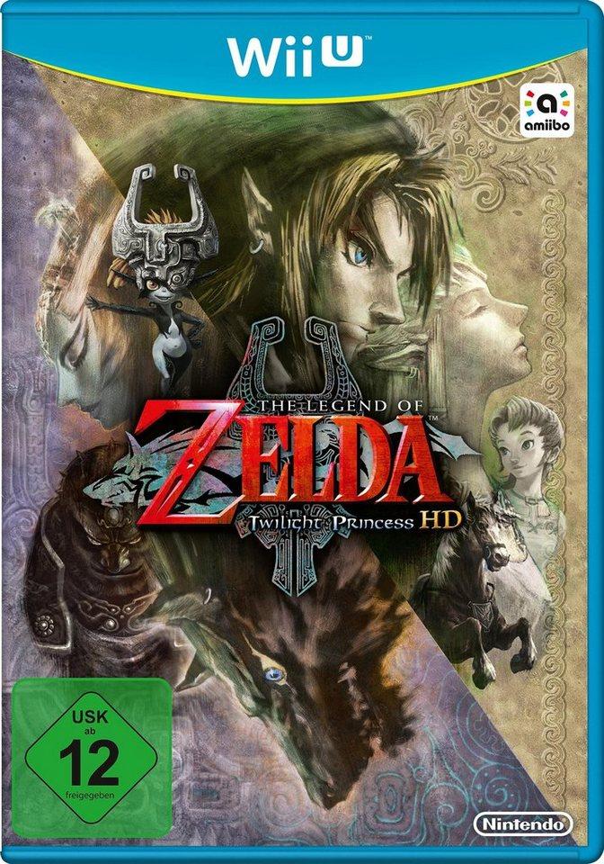 The Legend of Zelda: Twilight Princess HD Nintendo Wii U