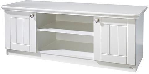 Roba Lowboard »Florenz«, Breite 120 cm in weiß