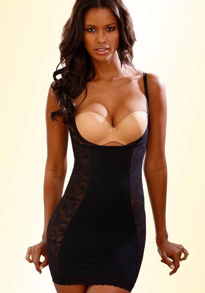 Triumph Shaping-Kleid/ Unterkleid »Magic Boost Bodydress 01« aus eleganter Spitze in schwarz