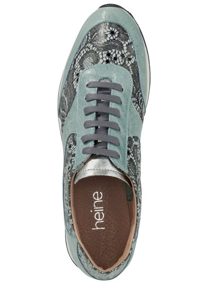 Heine Sneaker in mint