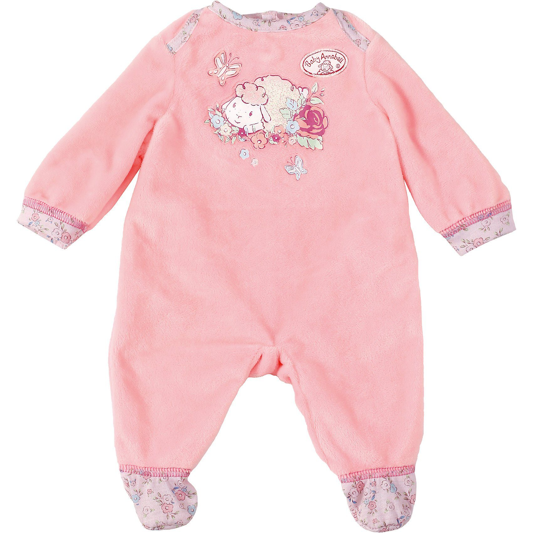 Zapf Creation Baby Annabell® Puppenkleidung Strampler, 46 cm, sortiert