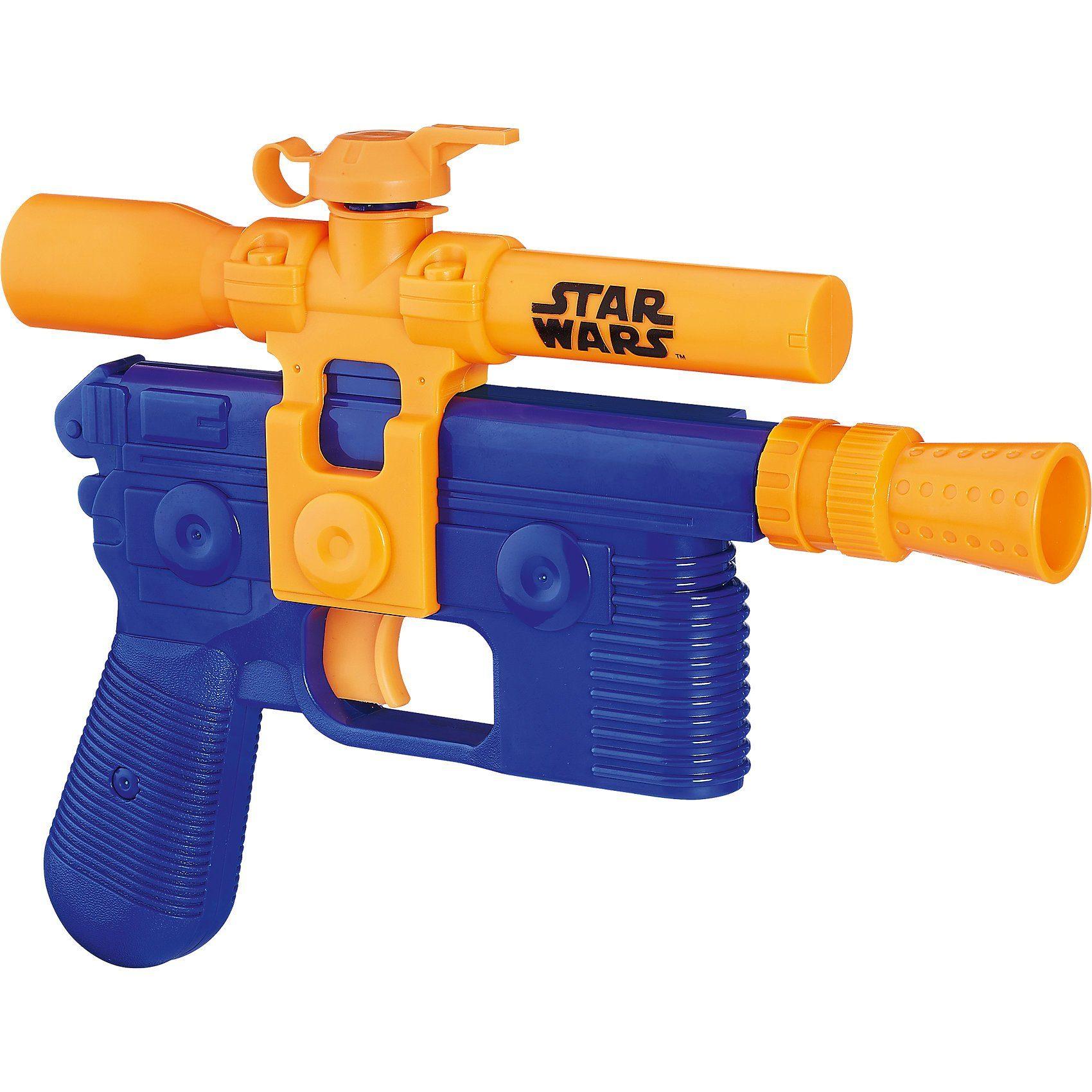 Hasbro Star Wars Super Soaker Han Solo Blaster