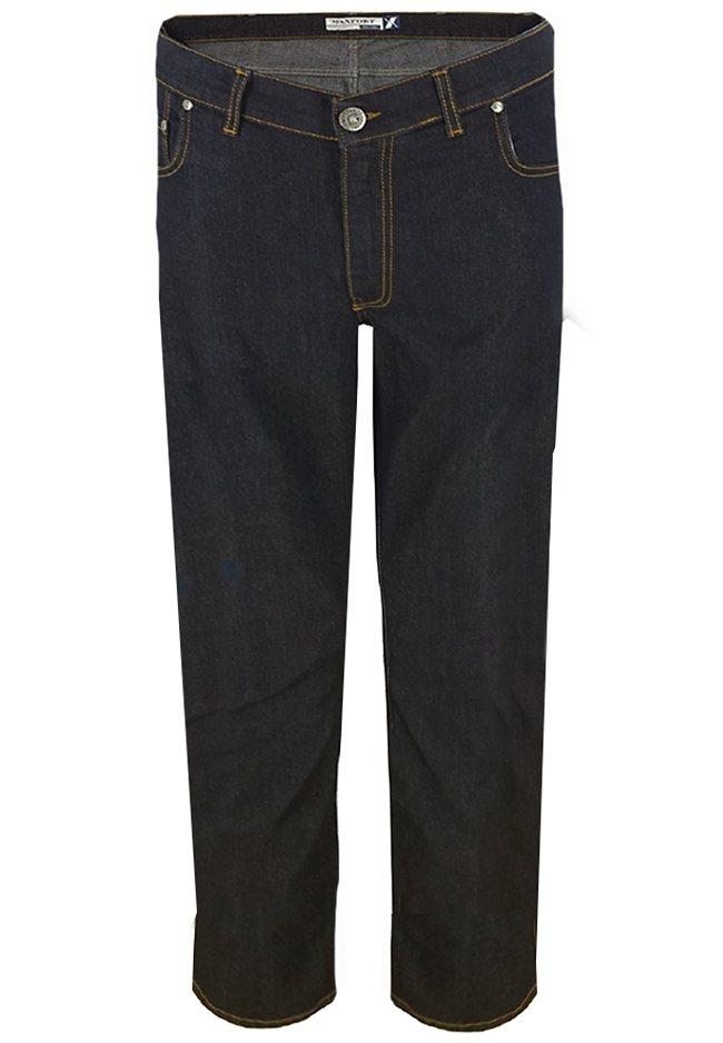 maxfort Maxfort Jeans in Schwarz