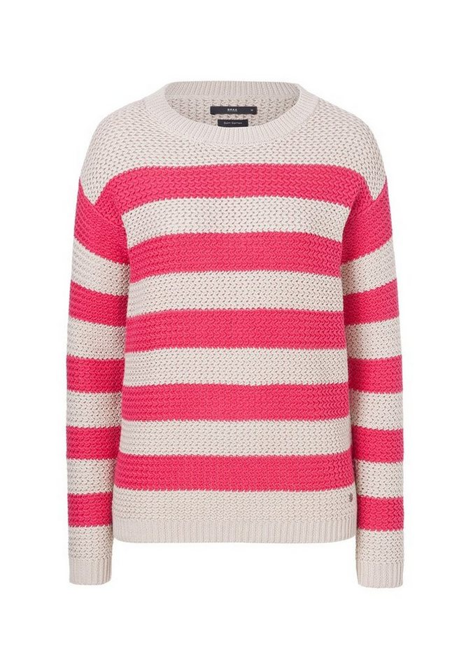 BRAX Pullover »LISA« in PINK