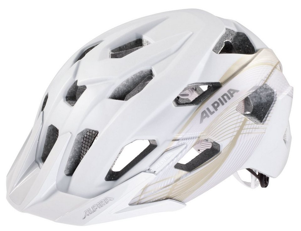 Alpina Fahrradhelm »Yedon L.E. Helm« in weiß