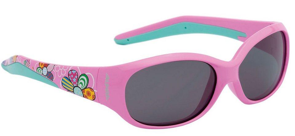 Alpina Radsportbrille »Flexxy Kids Brille« in pink