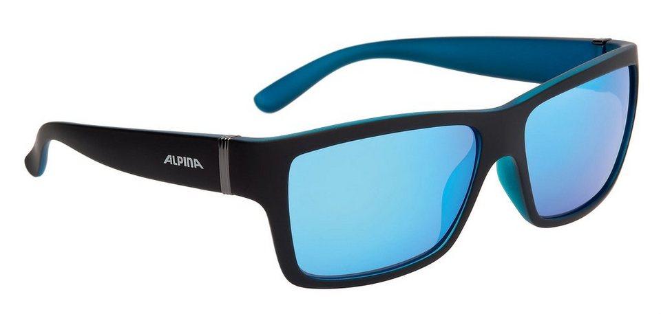 Alpina Radsportbrille »Kacey Brille« in schwarz