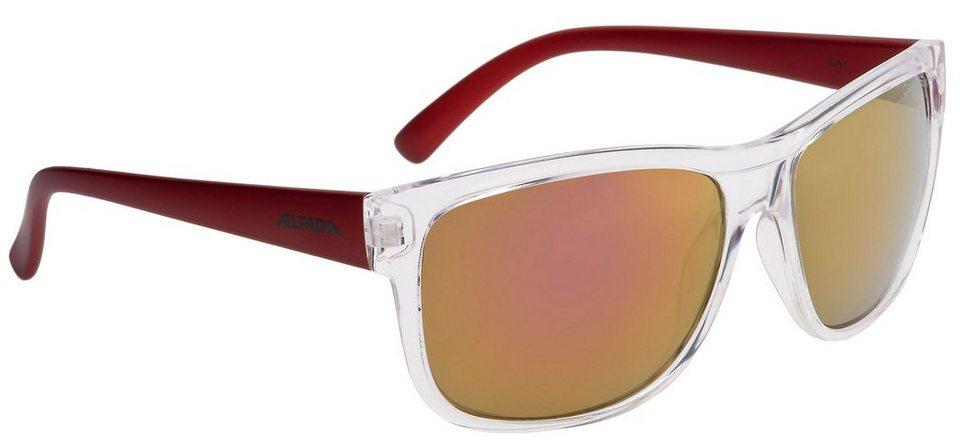 Alpina Radsportbrille »Heiny Brille« in transparent