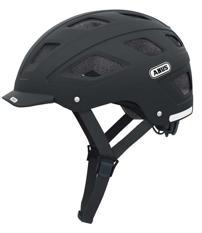 ABUS Fahrradhelm »Hyban Helm« in schwarz