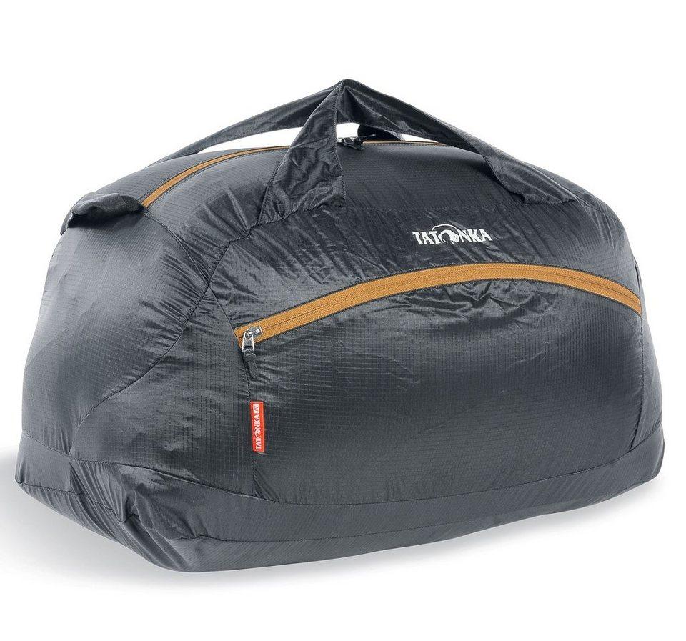 Tatonka Sport- und Freizeittasche »Squeezy Duffle M« in schwarz