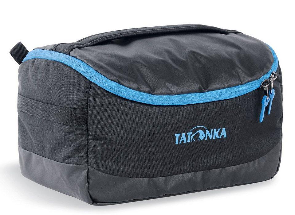 Tatonka Sport- und Freizeittasche »Wash Case« in schwarz