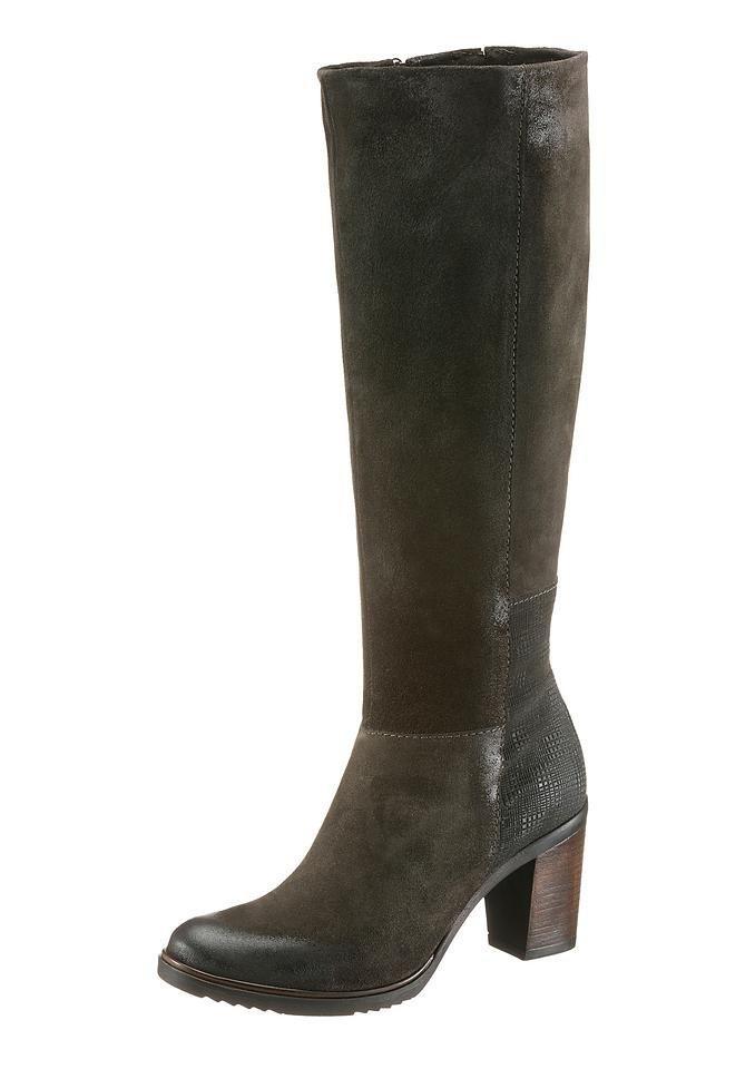 Arizona Stiefel in khaki
