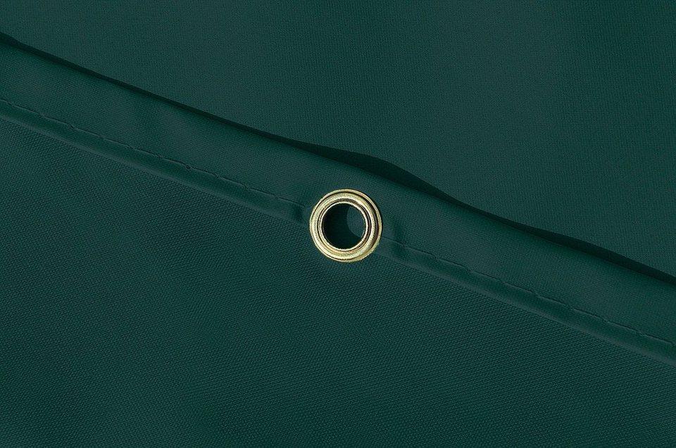 Sonnenschirmschutzhülle in grün