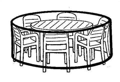 Sitzgruppenschutzhülle