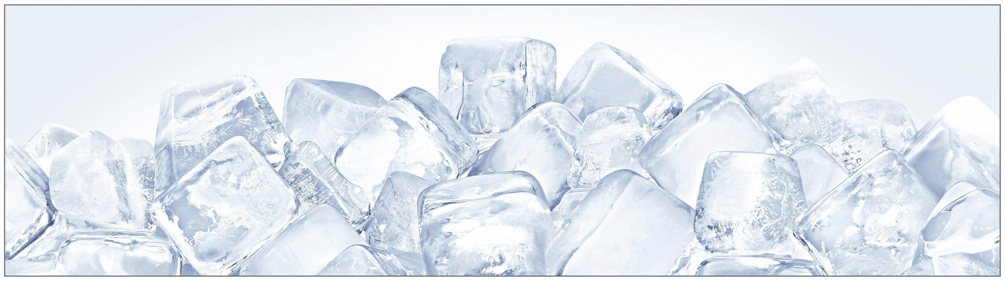 Küchenrückwand »profix«, Eiswürfel, 220x60 cm