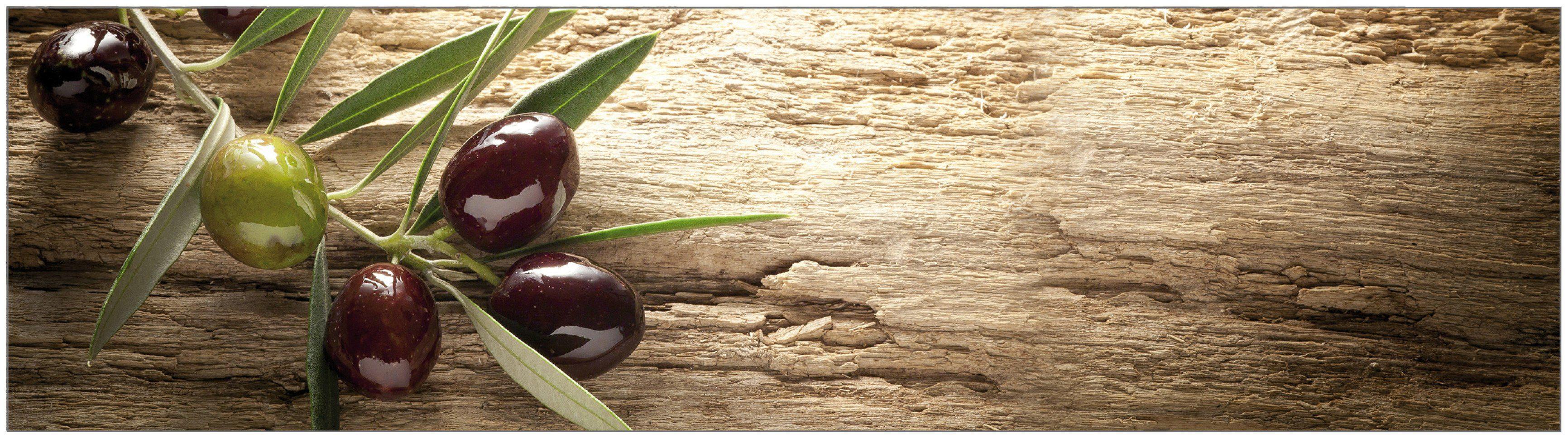 Küchenrückwand - Spritzschutz »profix«, Mediterran, 220x60 cm