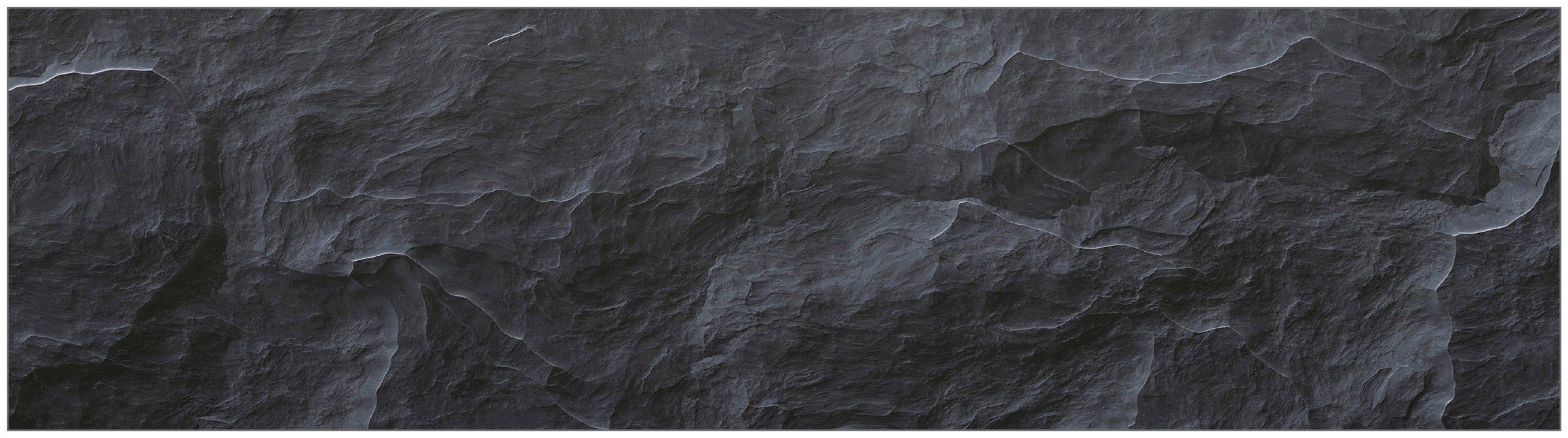 Küchenrückwand - Spritzschutz »profix«, Schiefer, 220x60 cm