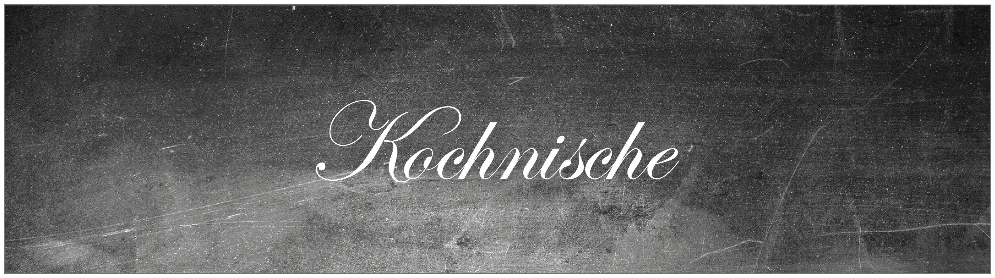 Küchenrückwand - Spritzschutz »profix«, Kochnische, 220x60 cm