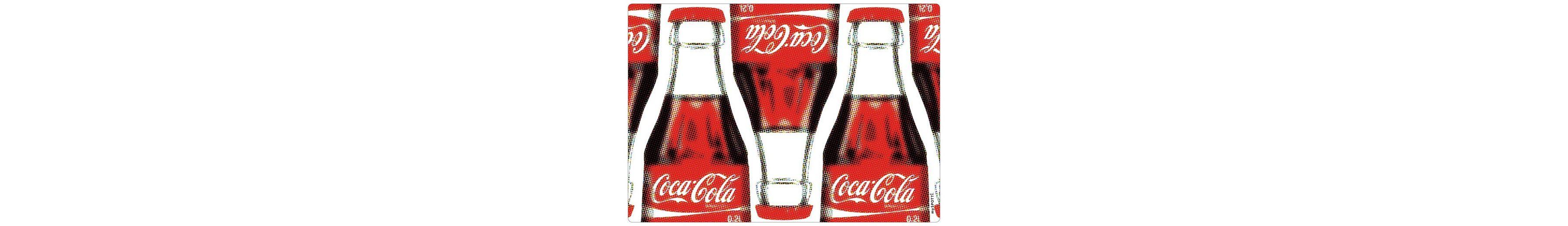Spritzschutz »pop«, Coca Cola, 59x41 cm