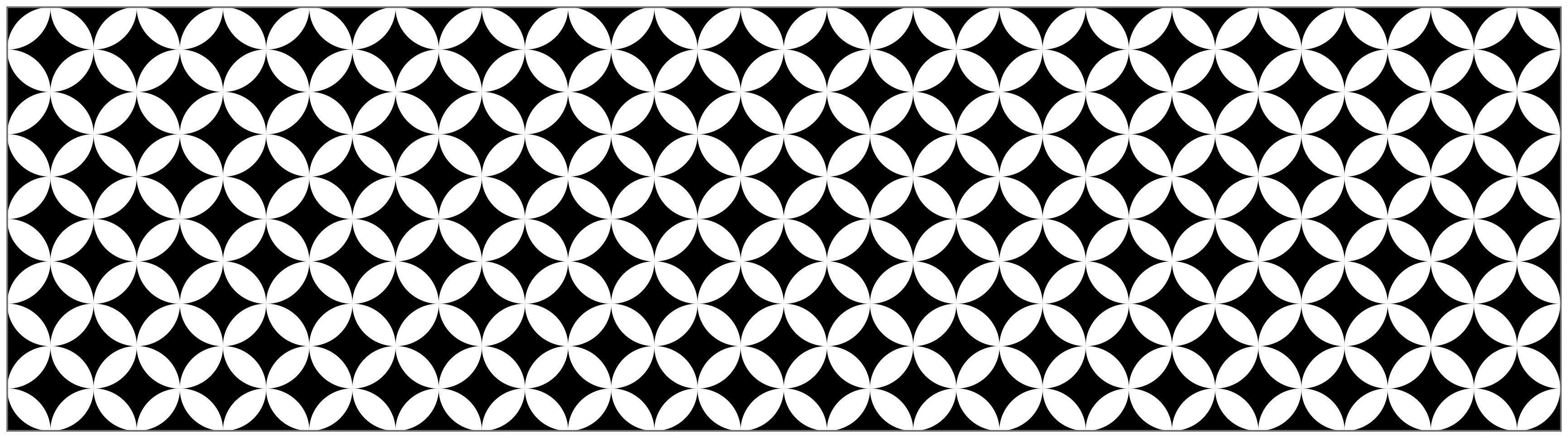 Küchenrückwand - Spritzschutz »profix«, Chadi Grafik, 220x60 cm