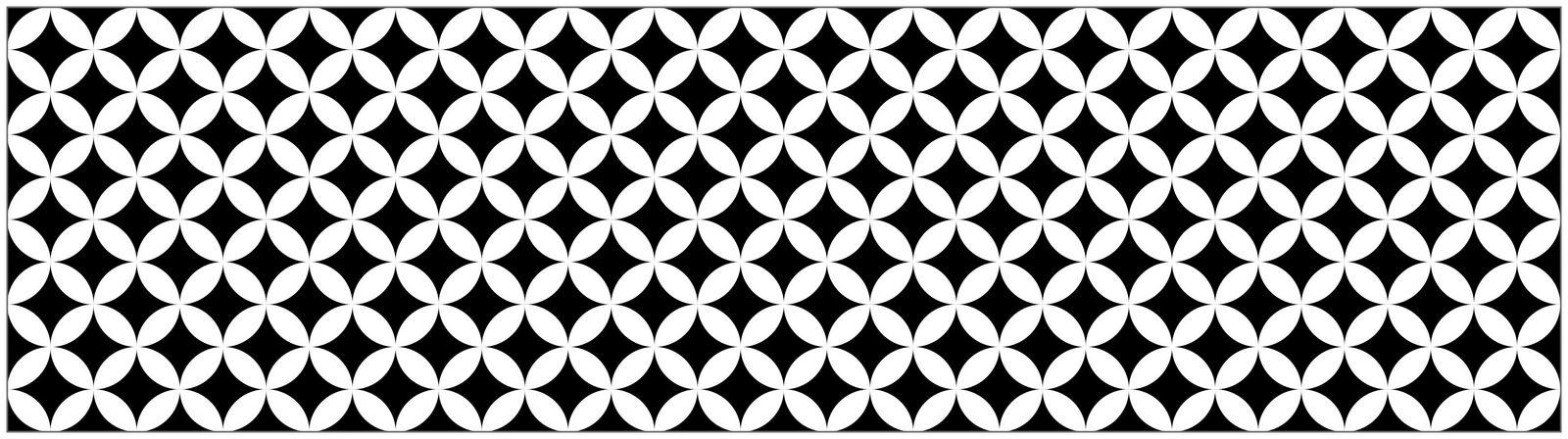 Küchenrückwand - Spritzschutz »profix«, Chadi Grafik, 220x60 cm - broschei